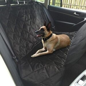 Cushioned Dog Seat Cover 2