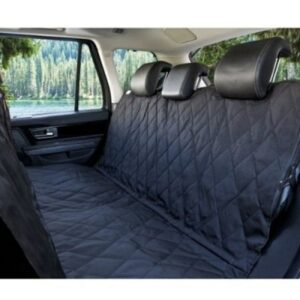 Cushioned Dog Seat Cover 3
