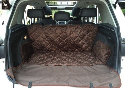 Cushioned Dog Seat Cover 4