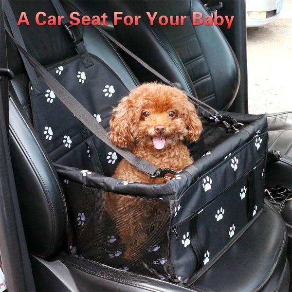 Dog Baby Car Seat 1