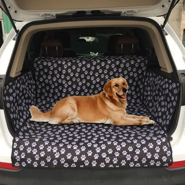 Paw Dog Seat Cover 1