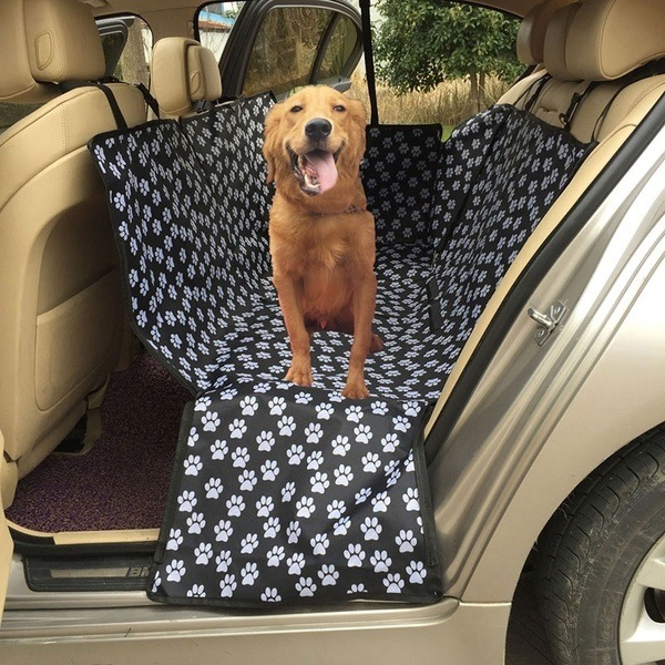 Paw Dog Seat Cover 2