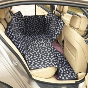 Paw Dog Seat Cover 3