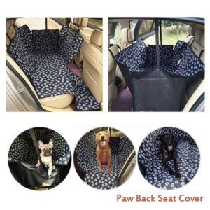 Paw Dog Seat Cover 4